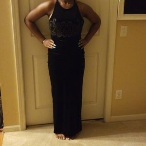 Black dress size 3/4